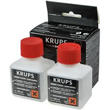 Krups XS9000 milk cleaner